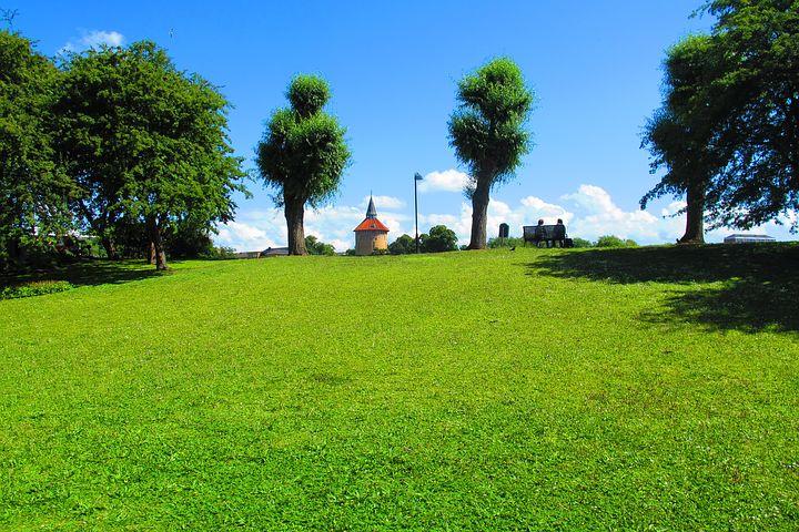 マルメの公園